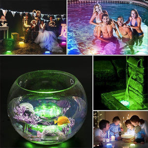 Submersible LED Pool Lights