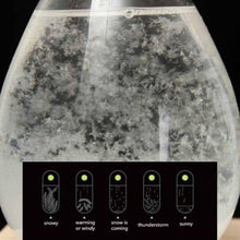 Load image into Gallery viewer, Weather Predicting Storm Glass