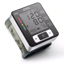 Load image into Gallery viewer, Portable LED Blood Pressure Monitor