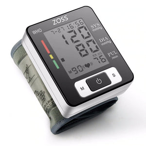 Portable LED Blood Pressure Monitor