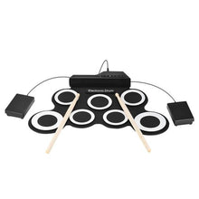 Load image into Gallery viewer, Portable Electronic Drum Set