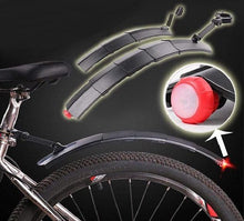 Load image into Gallery viewer, Bicycle Retractable Mudguard