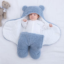 Load image into Gallery viewer, Cute Newborn Baby Blanket