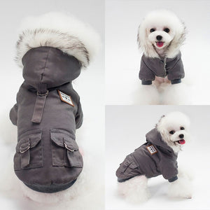 Warm Dog Coat Jacket