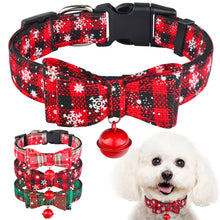 Load image into Gallery viewer, Christmas Pet Collar