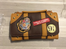Load image into Gallery viewer, Hogwarts Crossbody Wallet