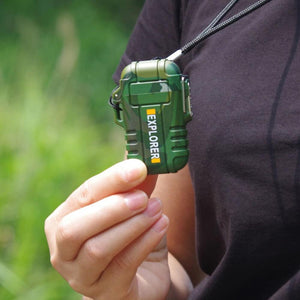 Ultimate Outdoor Lighter