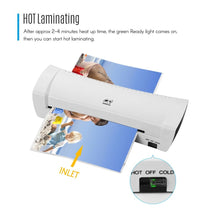 Load image into Gallery viewer, A4 Thermal Laminating Machine