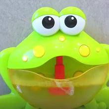 Load and play video in Gallery viewer, Bubble Crab And Frog Toy