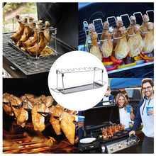 Load image into Gallery viewer, Stainless Steel Barbecue Rack