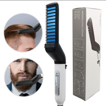 Load image into Gallery viewer, Beard Straightening Comb