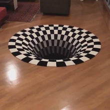 Load and play video in Gallery viewer, 3D Carpet Vortex Illusion