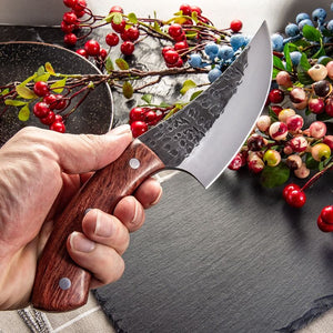 Versatile Hand-Forged Knife