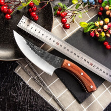 Load image into Gallery viewer, Versatile Hand-Forged Knife