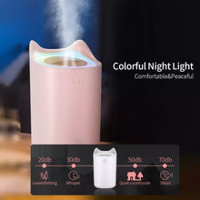 Load image into Gallery viewer, Double Nozzle Aromatherapy Diffuser