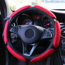 Load image into Gallery viewer, Anti-Slip Car Steering Wheel Cover