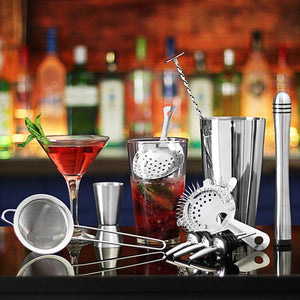 Bar Cocktail Shaker Set