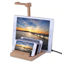 Load image into Gallery viewer, 2 In 1 Wooden Stand