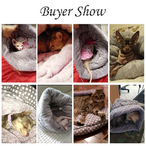 Warm And Comfortable Pet Bed