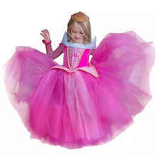 Load image into Gallery viewer, Girl Princess Dress