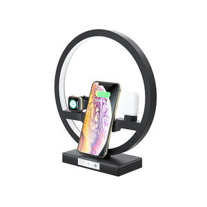 4 in 1 Fast Wireless Charger