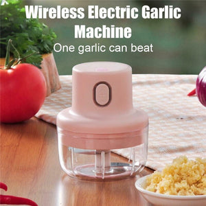 Electric Garlic Machine