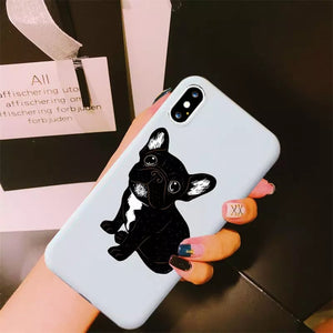 New Cute Frenchie Puppy Case