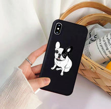 Load image into Gallery viewer, New Cute Frenchie Puppy Case