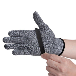 Knife Protective Mesh Gloves