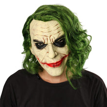 Load image into Gallery viewer, Joker Latex Mask