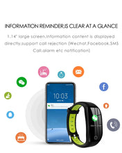 Load image into Gallery viewer, Smart Watch Fitness with GPS Sport Tracker - For Android and IOS