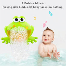 Load image into Gallery viewer, Bubble Crab And Frog Toy