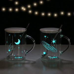 Luminous Glass Water Cup