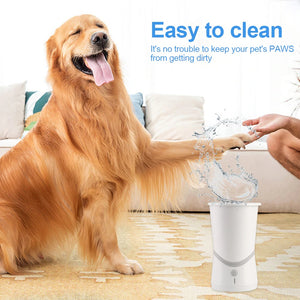 Automatic Dog Paw Cleaner