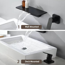 Load image into Gallery viewer, Waterfall Basin Faucet