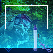 Load image into Gallery viewer, Survival Portable Water Filter