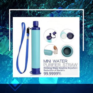 Survival Portable Water Filter