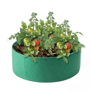 Round Planting Container
