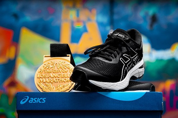 ASICS returns to Los Angeles! New partnership with Conqur