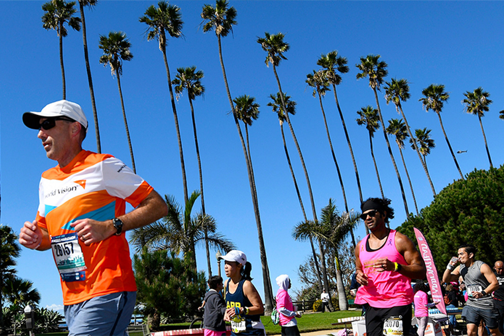 2021 Los Angeles Marathon presented by ASICS Announces New Finish Line Course Change Brings the Marathon's Finish to Century City's Avenue of the Stars