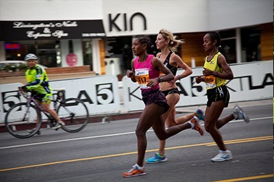 Defending Champions Meb Keflezighi and Shalane Flanagan Set to Run 2016 U.S. Olympic Team Trials for Men's and Women's Marathon