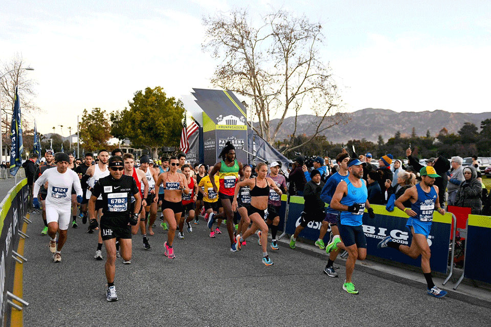 Rose Bowl Half Marathon & 5K