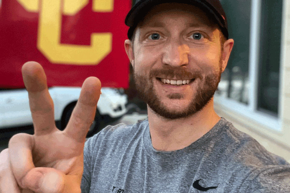 Sports Psychology with Dylan Firsick (USC)
