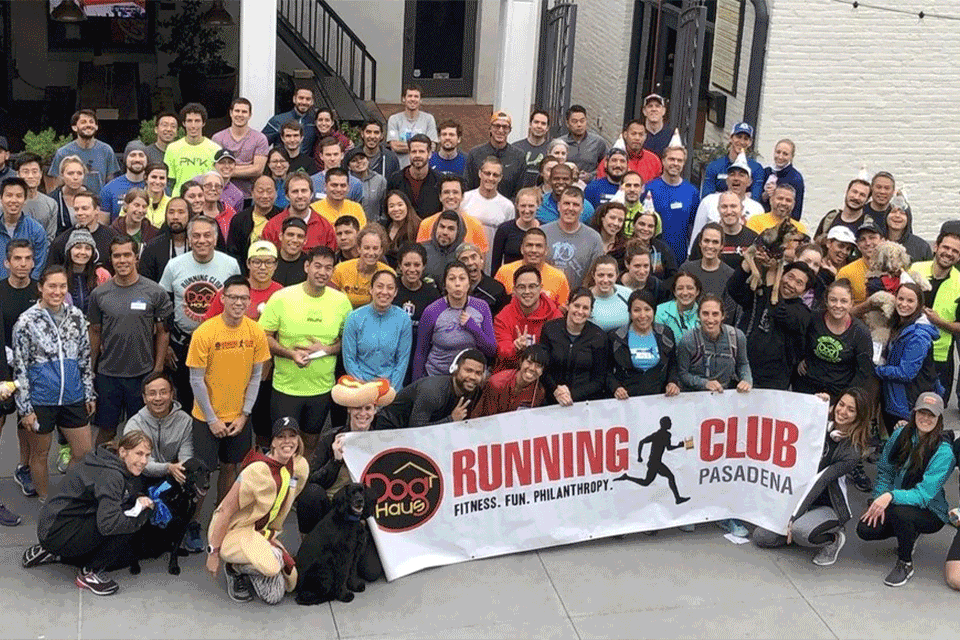 Block Party & Fun Run w/Dog Haus Running Club