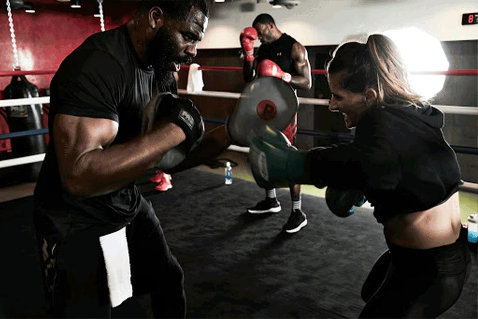 Boxing Class with Gloveworx