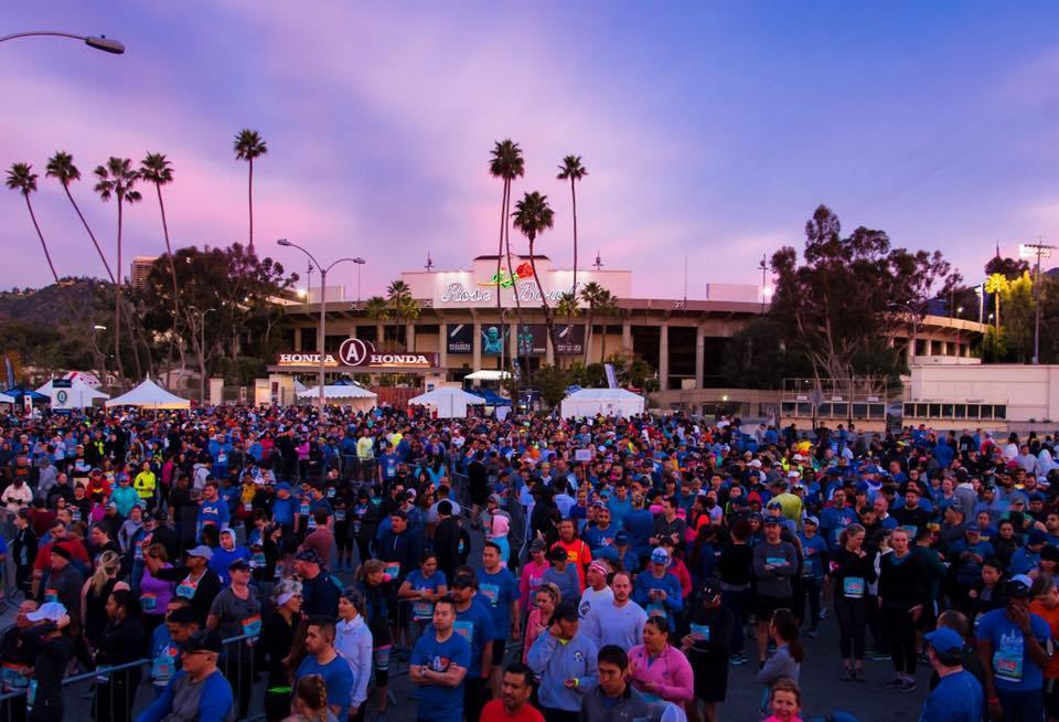 2019 Pasadena Half Marathon & 5K at the Rose Bowl – Sold Out