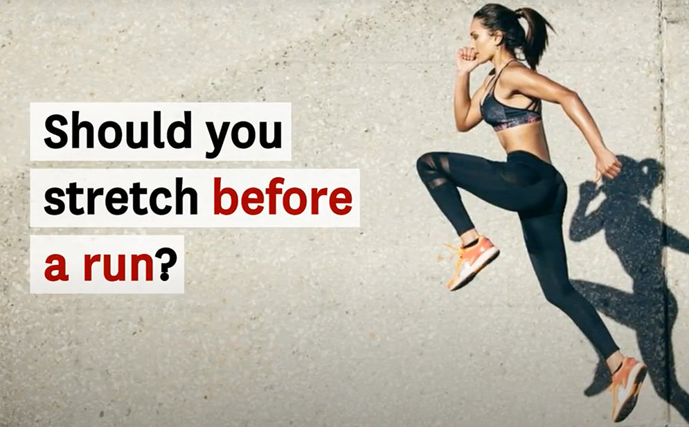 Should You Stretch Before A Run