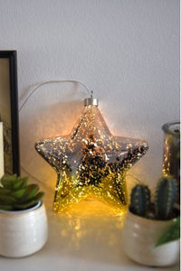 Glass Star from Lightstyle London