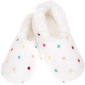 Snoozies - Lots a dots ((white)