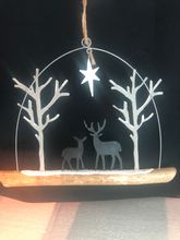 Load image into Gallery viewer, Deer by Starlight Decoration